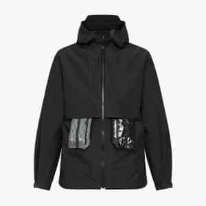 Riot Division-Fractal Jacket 021 RD-FRCTLJ021-Black