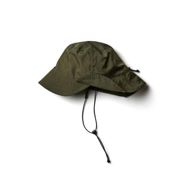 WK.P-02 Army- CONVERTIBLE BUCKET HAT-4